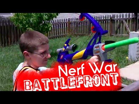 Nerf War- Battlefront