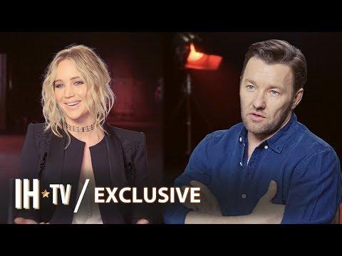 Jennifer Lawrence & Joel Edgerton Interview | RED SPARROW (2018) Thriller Movie HD (видео)