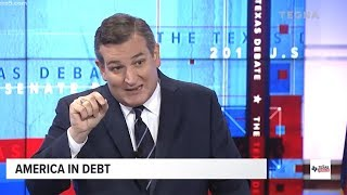 Ted Cruz Snaps at Debate Moderator When Asked About Civility