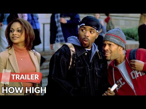 How High 2001 Trailer | Method Man | Redman