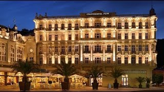 Karlovy Vary Czech Republic  city pictures gallery : GRANDHOTEL PUPP - Karlovy Vary, Czech Republic