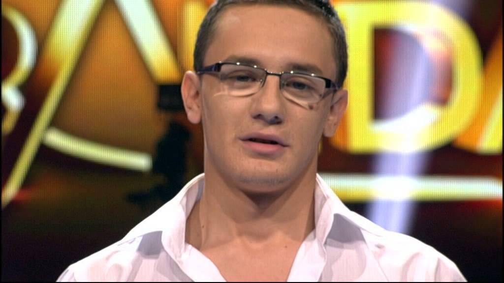 Novak Stankovic – Dal mi ime spominje – Zvezde granda 2014-2015 – emisija 16 (03. 01. – muška grupa)
