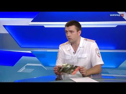 Александр Соболев, заместитель начальника отдела ДПС ГИБДД ГУ МВД России по Волгоградской области, майор полиции