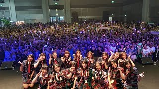 [FULL] JKT48 x BNK48 @ Tokyo Idol Festival in Bangkok Comic Con 2018 180428