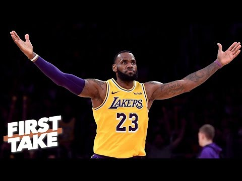 Video: Does LeBron James have the most to prove this season? | First Take