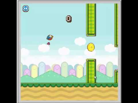 Y8.com Flappy Bird pc download - play now