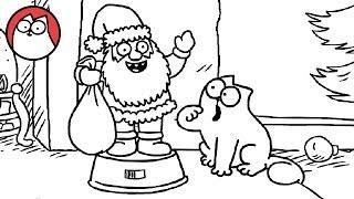 Кот Саймона — Christmas Presence (часть 1)