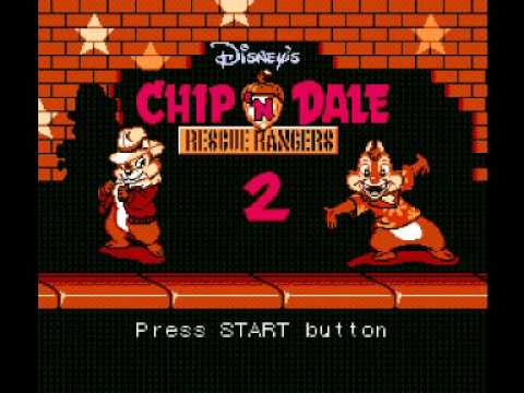 chip n dale rescue rangers 2 nes price