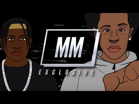 SmuggzyAce x Latts – Real Drillas (Music Video) | @MixtapeMadness