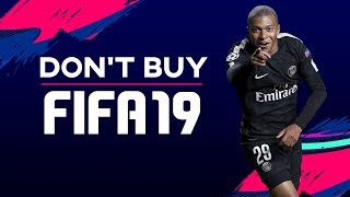 Video DON'T BUY FIFA 19! - NO NEW FEATURES FOR CAREER MODE OR PRO CLUBS??? MP3, 3GP, MP4, WEBM, AVI, FLV Agustus 2018