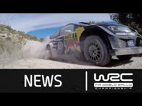 Vídeo resumen tramos 6 al 9 WRC Rally RACC Cataluña España 2015