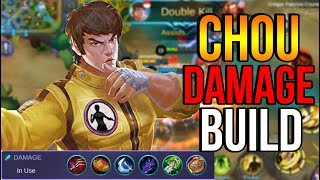 Video CHOU FULL DAMAGE!? WORTH IT? x VIVA SMP - MOBILE LEGENDS INDONESIA #8 MP3, 3GP, MP4, WEBM, AVI, FLV Oktober 2017