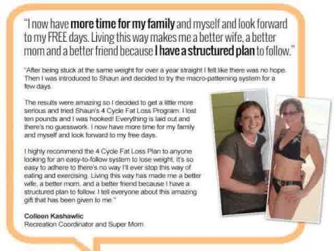 4 Cycle Fat Loss Solution Review  - Shocking  Truth Of Shaun Hadsall 4 Cycle Fat Loss Solution