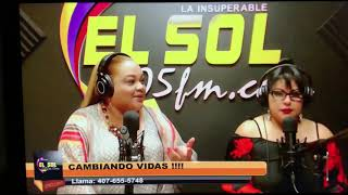 Adjuster Groups en el Sol 105FM