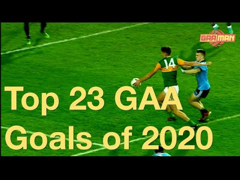 The 23 best GAA Goals  of 2020