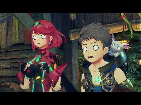 Gameplay de Xenoblade Chronicles 2 sur Nintendo Switch de Xenoblade Chronicles 2
