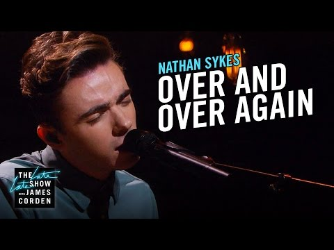 Nathan Sykes Performs on James Corden [VIDEO]