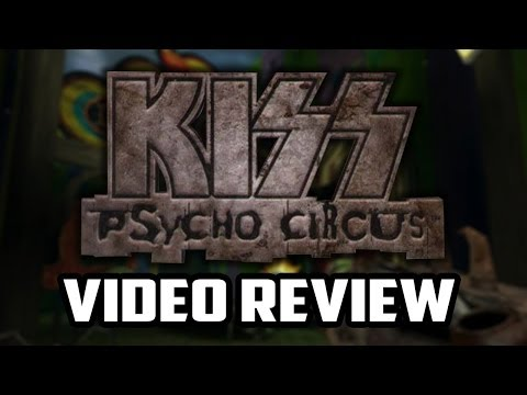 kiss psycho circus pc game
