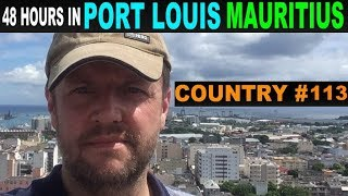From Djibouti, I have a night in Nairobi before flying off to the tropical island of Mauritius. Steering clear of the honeymoon resorts, I stay in the capital, Port Louis.