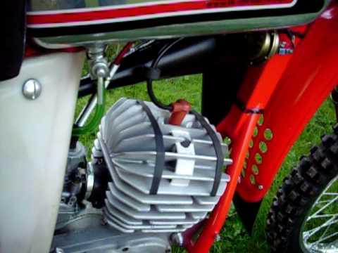Moto tm 125ccm 1979