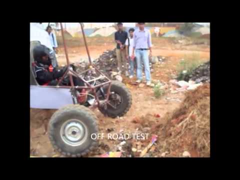 Baja SAE India - Team KIIT