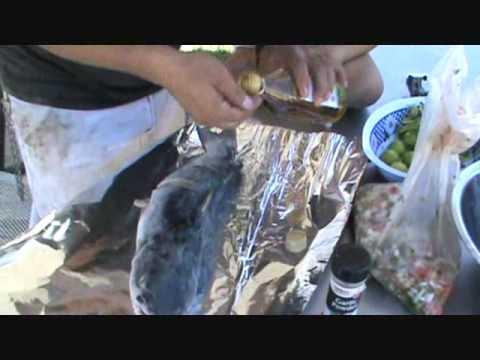 pescados a la parrilla prt 1.wmv