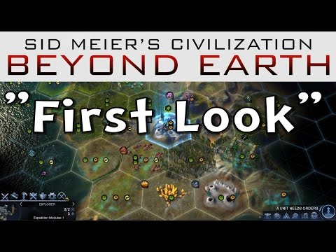 Earth - Let's play Civilization Beyond Earth! In this episode, I jump right into one of my favorite PC game franchises of all time! Leave a LIKE if you want to see more! Follow me on Steam! http://bit.ly/...