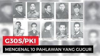Video Mengenang 10 Pahlawan Revolusi yang Gugur Saat G30S/PKI MP3, 3GP, MP4, WEBM, AVI, FLV Juli 2018