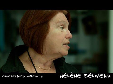 Thumbnail COULISSES BETA 1.0 épisode 05 Hélène Béliveau