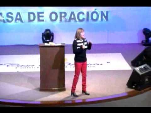 Dina Santa Maria 2013 - Casa de Oración Bolivia