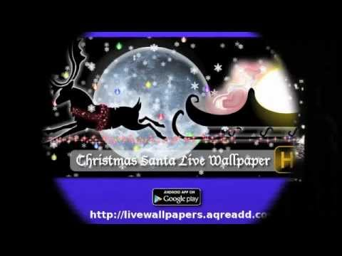 Video of Christmas Live Wallpaper HD