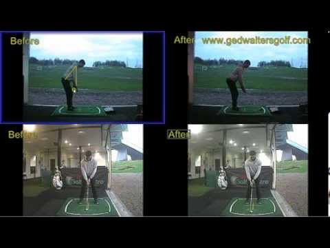 Beginner Golf Lesson With Awesome Improvements