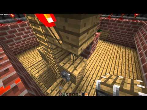 Defender la Casa 1 - Trampas de Redstone (Español) - Barcelona Minecraft