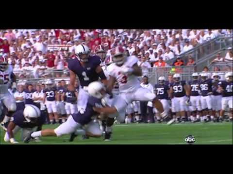 Richardson - Highlights from the career of Trent Richardson of The university of Alabama. Made while I was bored. I do not own the rights to any of ths.