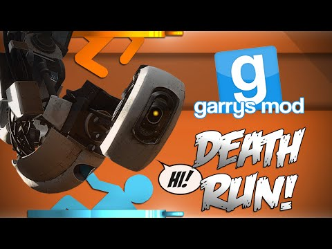 GMod Deathrun! - Portal, Noglas Dildo, C4 Fun, Game of Trust! (Garrys Mod Funny Moments) (видео)
