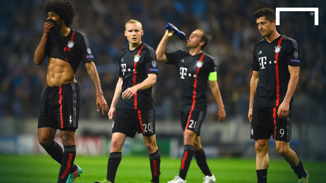 Guardiola looking to bounce back | Porto 3-1 Bayern Munich