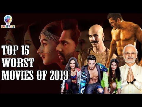 Top 15 Worst Bollywood Movies of 2019 | Top 10 | Brainwash