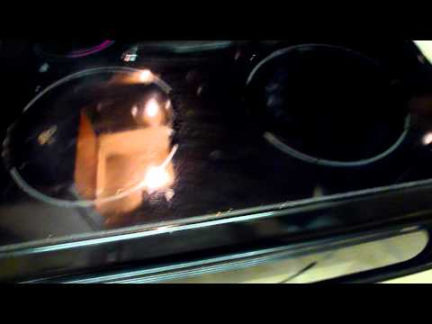 Kenmore Oven/Stove/Range - Self Cleaning Instructions - How-To 790.9601