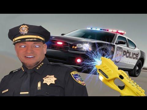 COP SIMULATOR! | DON'T TAZE ME BRO! | Enforcer: Police Crime Action Gameplay