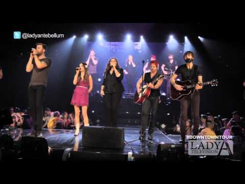 Lady A, Kacey Musgraves & Kip Moore perform