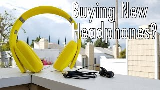 Video How to choose the right headphones for you MP3, 3GP, MP4, WEBM, AVI, FLV Juli 2018