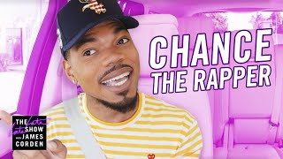 Chance the Rapper Carpool Karaoke