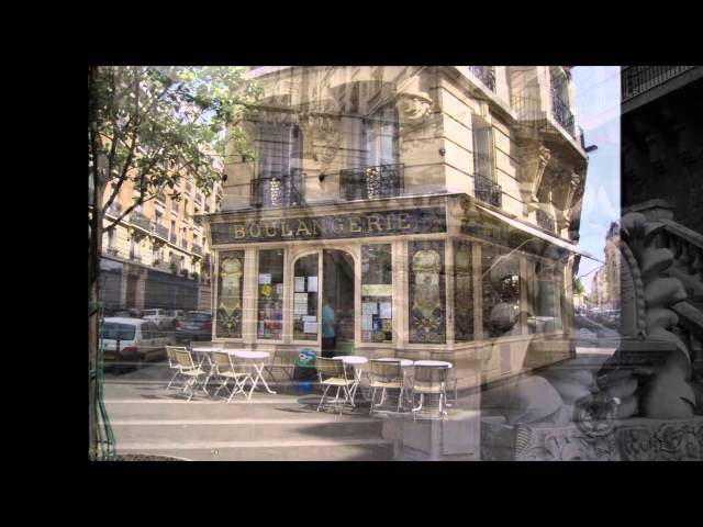 » Paris ci la balade » paroles de Marie Manoukian