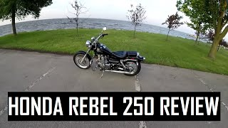 1. Honda Rebel First Impressions and Review