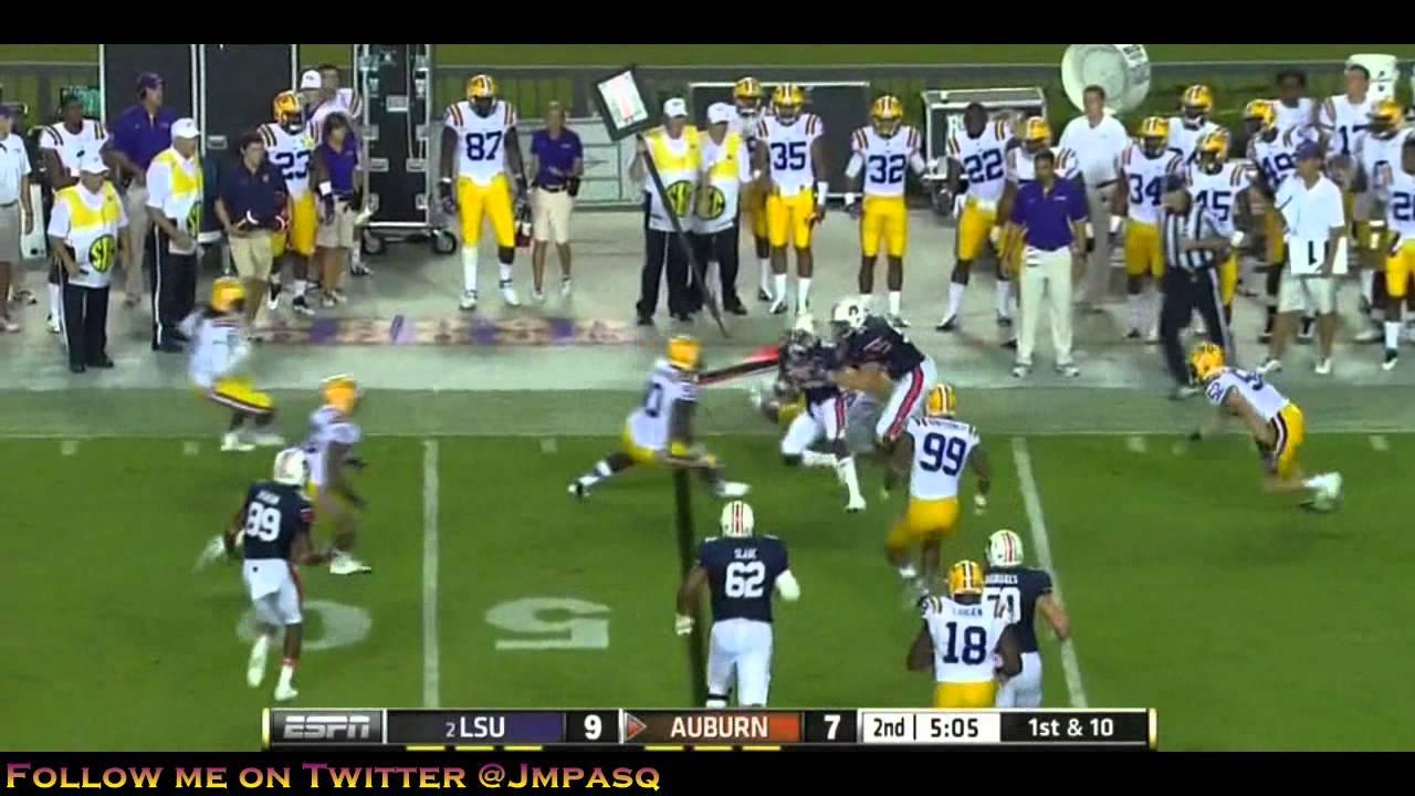 Anthony Johnson vs Auburn (2012)