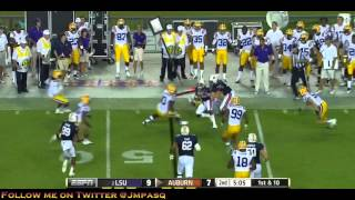 Anthony Johnson vs Auburn (2012)