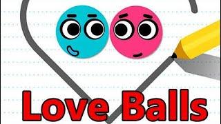 Download Lagu Love Balls Gameplay #1 (iOS & Android) | Level 64-111 Walkthrough Mp3