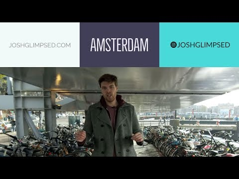 amsterdam - Did you know Amsterdam is a single power cut away from instant oblivion? - How many of the cities journeys are made on a bike, 20%? 50%? ... 80%!? - Did yo...