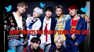 Video Army Tweets that add 2 more years to my life MP3, 3GP, MP4, WEBM, AVI, FLV Agustus 2018