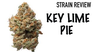 Strain Review: Key Lime Pie by The Cannabis Connoisseur Connection 420